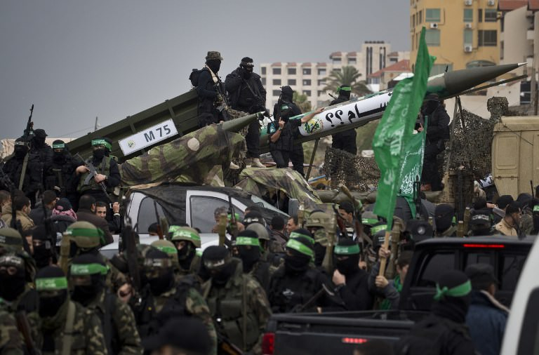 Israel Cries Foul After EU Strikes Hamas from Terror List