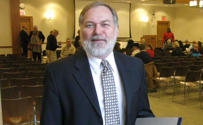 U.S. pastor and pro-family activist Scott Lively