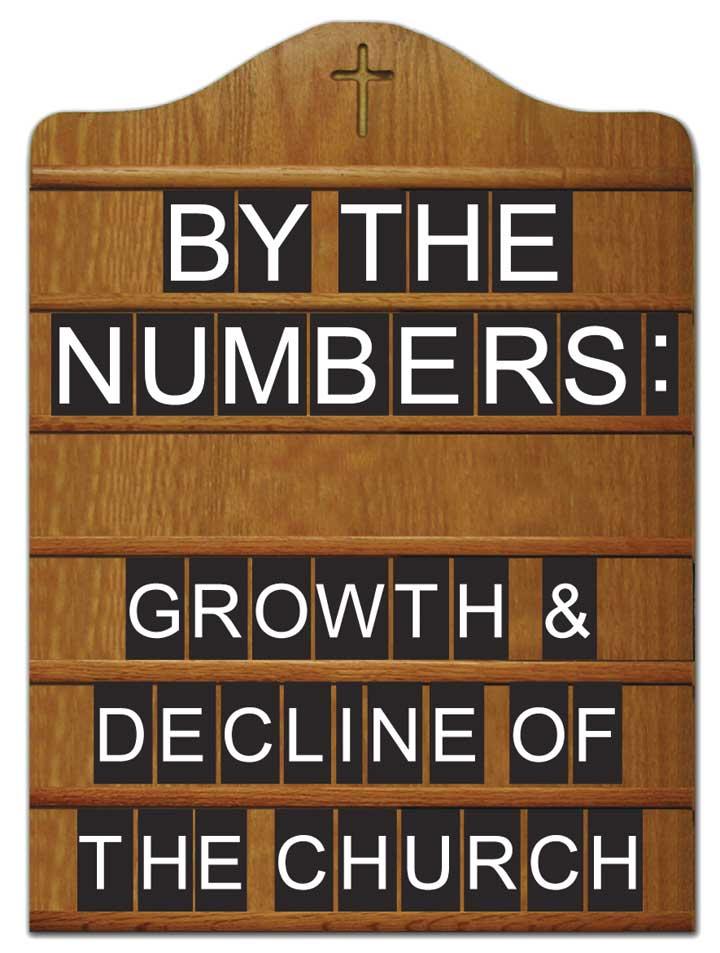 Shocking Statistics about Church Decline