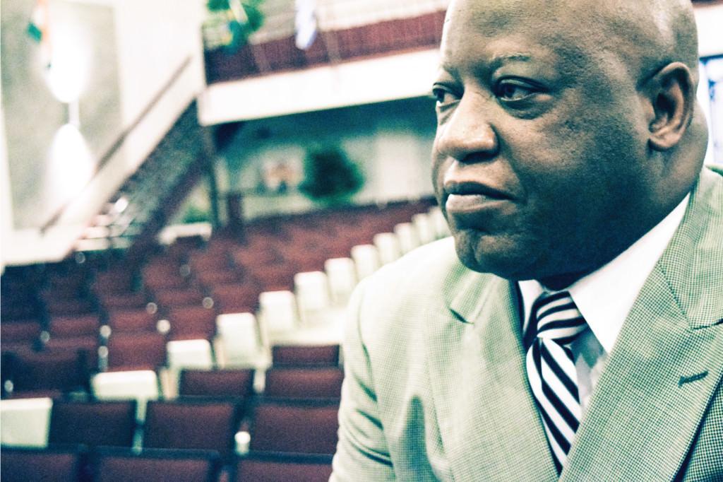Pastor Charles Flowers