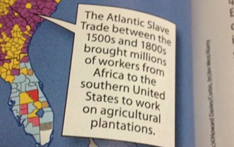 "McGraw-Hill Publishing Company Erases the Word ""Slavery"" from It's Textbooks"