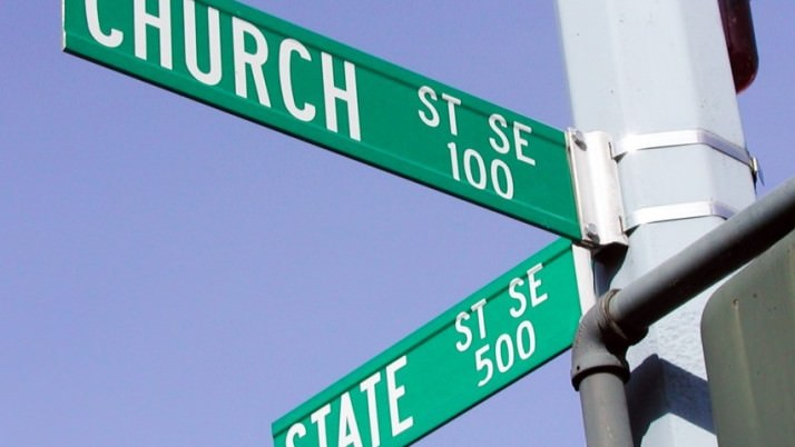 Debunking The 'Separation of Church and State' Myth