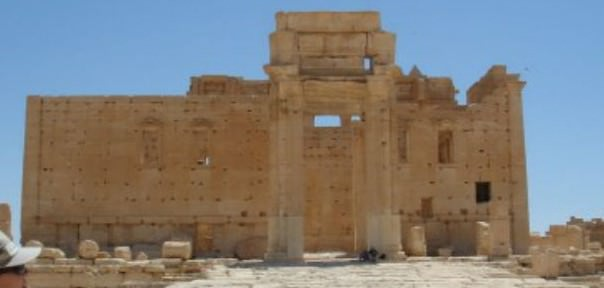Temple of Baal Arch Canceled for New York City