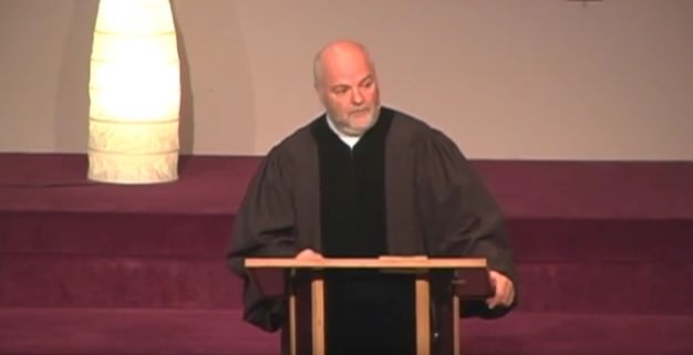 One Pastor's Bold Statement from the Pulpit