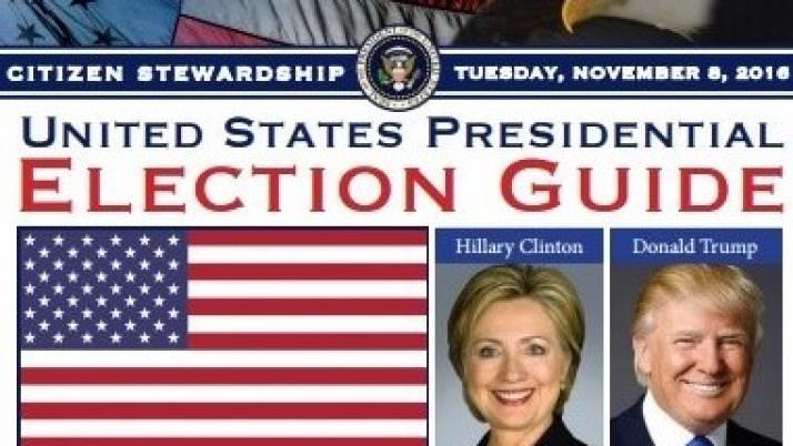 Citizen Stewardship Election Guide