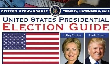 Citizen Stewardship Election Guide